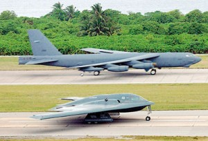 Diego Garcia: The United States' military base in the Indian Ocean