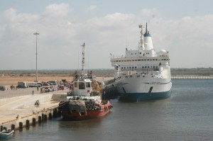 Ports like the one at Hambantota need to be efficient to facilitate trade.