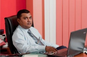 Mr.Kapila Ranasinghe- MD CEO