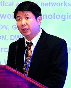 Professor Wen-De Zhong
