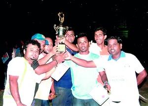 The winners 2007 Rahula Super Friends