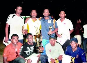 Runners up 2002 Rahula Max