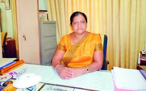 Principal Mrs. K.K.P.M.Jayathilake