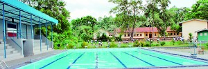 The College Swimming Pool