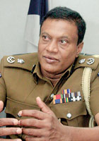 Deputy Inspector General of Police – Colombo North, Vass Gunawardena
