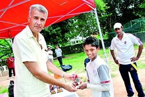 The Best Fielder Rahul Rajesh
