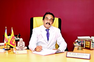 Principal Mr.Dayarathna Bandara