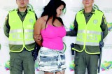 Busted! Escaped Colombian convict dresses as a woman in bid to avoid recapture