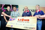 Upcountry Lions felicitated for Sevens success