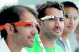 Google reveals the hilarious prototypes for its Glass wearable computer