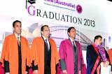 ICMA (Australia) Graduation held at the BMICH