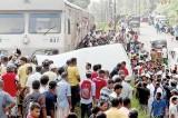 Killer crossings result of new roads heedlessly  built across tracks
