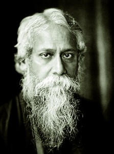 The great poet Rabindranath Tagore who laid the foundation for Horana Sri Palee.