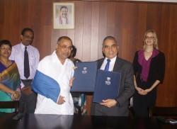 Sri Lanka's top bureaucrat has a fall