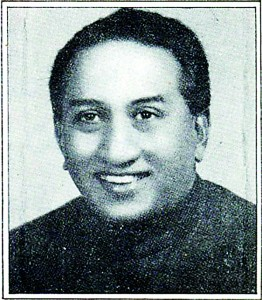 The founder of Sri Palee Mr.Wilmot A. Perera