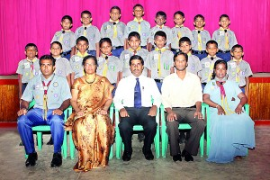 34th Colombo - Scouts