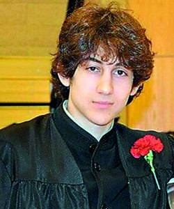 Confession: The note that Dzhokhar Tsarnaev wrote explains the motives behind the bombings