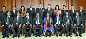 SLIM Executive Committee Standing L – R: Mr. Ranjith Edirisinghe, Mr. Shohan Chandiram, Ms. Sanjana Seneviratne, Mr. Roshan Fernando, Mr. LeRoy Ebert, Mr. Prasad M Hewagama, Ms. Neluka de Alwis, Mr. Charitha Jayasinghe, Mr. Suranjith Swaris, Mr. Pradeep Edward. Seated L – R: Mr. Sanath Senanayake (CEO/Executive Director), Mr. Elangovan Karthik (Assistant Secretary), Mr. Upul Adikari (Hon. Secretary), Mr. Kalana Ratnayake (Vice President), Mr. Gamika De Silva (President), Mr. Dhanesh R Jayathilaka (Vice President), Mr. Ruwan Liyanagamage (Treasurer), Mr. Tilan Wijeyesekera (Immediate Past President)