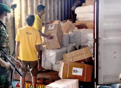 Swindling of state revenue: Customs raids curbed