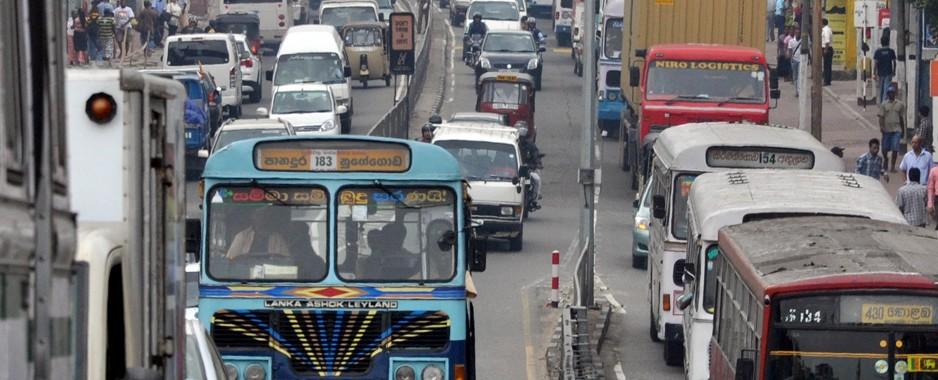 Sri Lanka's highway nightmare