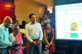 """M. D. Gunasena introduces """"Book Hub Tablet"""" together with Microimage and Etisalat"""