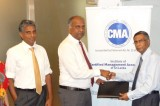 CMA Sri Lanka signs MOU with Bartleet Transcapital LTD as an Accredited Practical Training Partner