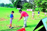 Huge boost for young golfers in Sri Lanka