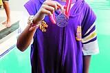 Insiyaah, an all-round athlete par excellence