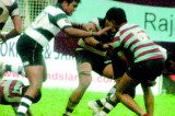 Dharmaraja in seventh heaven with thrilling win