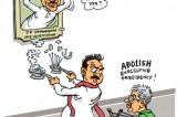 Rajapaksa facing uphill task before Commonwealth summit