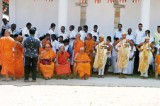 From Siam to Lanka: Continuing a hallowed Buddhist ritual