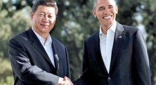 Barack Obama and Xi Jinping meet as cyber-scandals swirl