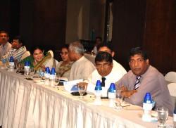 Parliamentarians pledge to combat corruption