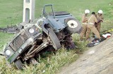 Col., Cpl. killed, Major seriously injured in road accident