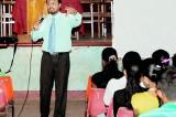 "Hundreds of students take part in the CA Sri Lanka ""Sisunena"" seminar series"