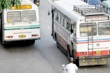 Speeding buses claim yet another life