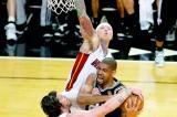 Spurs let NBA title slip, slide and away