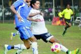 Sri Lanka's first international win at football