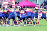 What's the 'Haka' happened that day?
