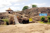 Tanthirimale Viharaya comes alight once again to mark Poson Poya