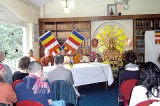 Vesak celebrations in Berlin Vihara