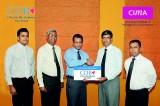 CDB bank Principal Sponsor for the  CIMA Business Leader 2013