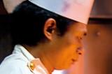 Master Chef Huasheng Mo heads the Culinary Team at TSING TAO