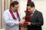 Russia honours Sri Lankan