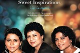 'Sweet Inspirations' Shaymi, Yasmin and Marcia in concert