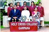 Holy Cross Gampaha Div B shuttle kings