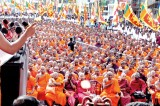 Rajapaksa regime bows to India and world community