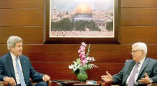 Israel, Palestinians lay groundwork for peace talks