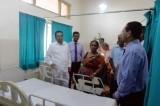 Hemas Pharmas provides Rs 4 mln ETU to Aralaganwila Hospital