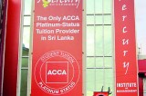 Mercury  offers incentives for students having professional qualifications to study  ACCA